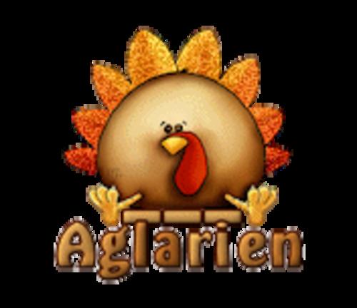 Aglarien - ThanksgivingCuteTurkey