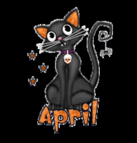 April - HalloweenKittySitting