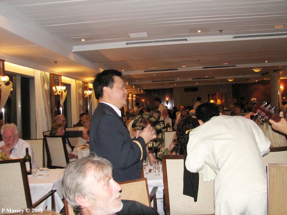 Four Seasons Restaurant - BOUDICCA