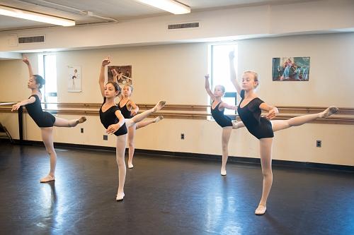 Brighton Ballet Practice DG-91