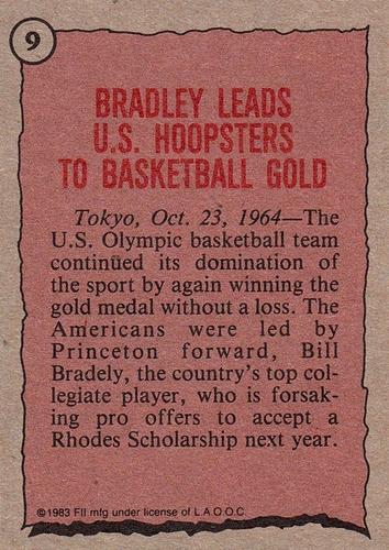 1983 Topps Greatest Olympians #09 (2)
