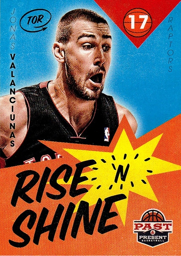2012-13 Past & Present Rise 'N Shine #047 (1)