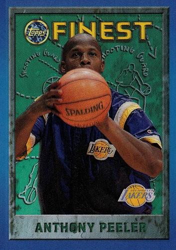 1995-96 Finest Refractor #187 (1)