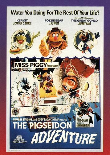 1993 Cardz Muppets #60 (1)