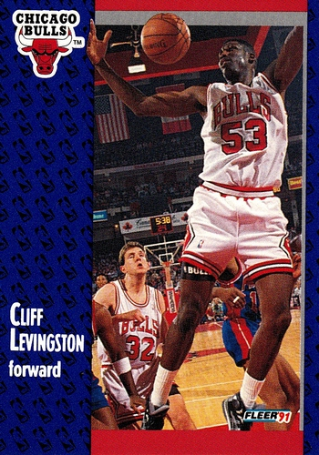 1991-92 Fleer #030 (1)