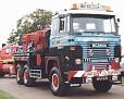 Scania 111 6x6 wrecker