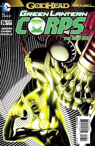 Green Lantern Corps v3 #036