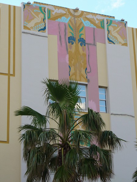 Miami - South Beach - Art Deco