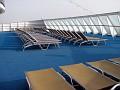 Deck 12 Ravello, Fwd area Sun Loungers