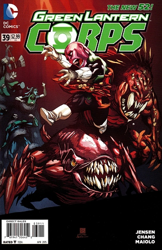 Green Lantern Corps v3 #039