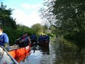 Conrad's Crew Charity Paddle 020