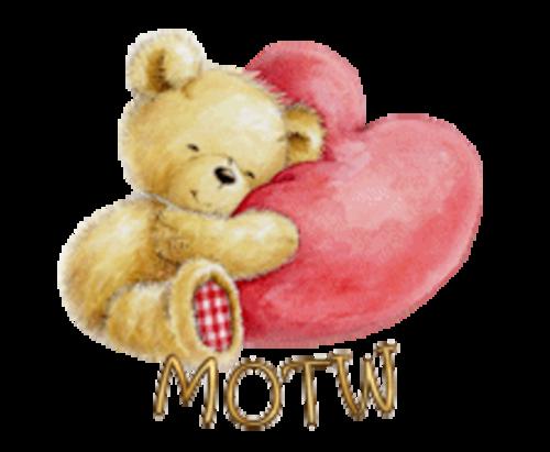 MOTW - ValentineBear2016