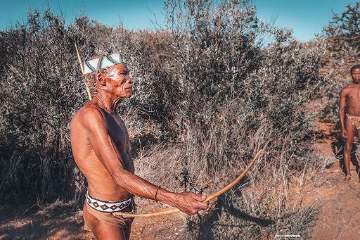 """""""Bushmen Aren't Forever"""""""