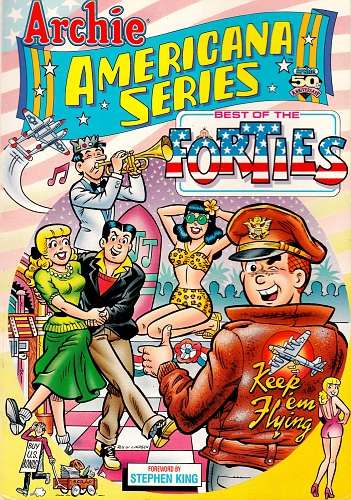 Archie Americana Series #1 Best of the Forties