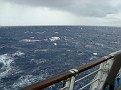 Rough Seas in the Atlantic Ocean