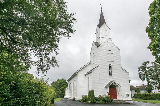 Norwegian kirke
