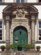 Haupteingang Schloss Bisperode