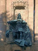 Friedrich I., Charlottenburger Tor