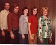 Year 1976 - Argil, Jimmy, Janet, June & Joan