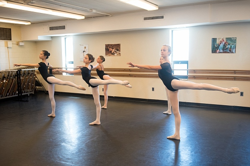 Brighton Ballet Practice DG-87