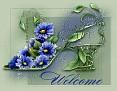 FloralShoeWelcome