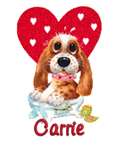 Carrie - ValentinePup2016