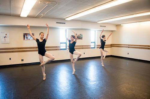 Brighton Ballet Practice DG-115