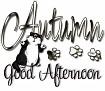 1Good Afternoon-autcat
