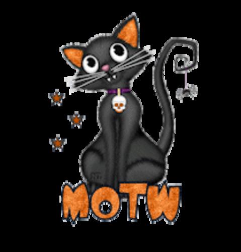 MOTW - HalloweenKittySitting