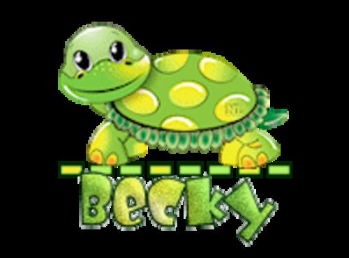 Becky - CuteTurtle