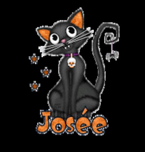 Josee - HalloweenKittySitting