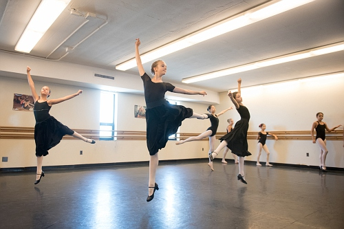 Brighton Ballet Practice DG-166
