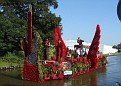 Boot 29 Symfonie in Rood