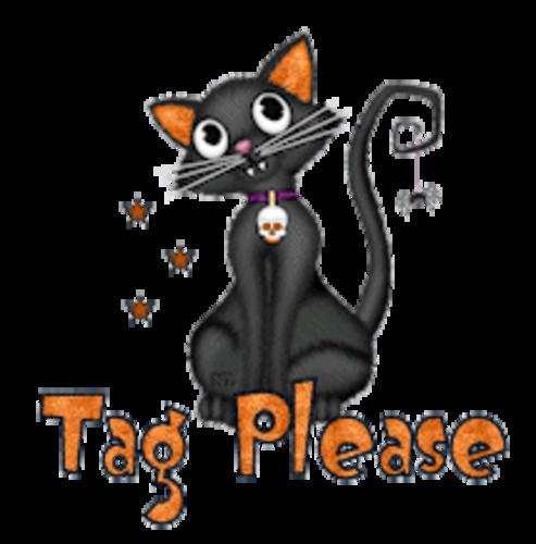 Tag Please - HalloweenKittySitting