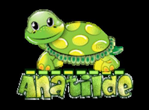 Anatilde - CuteTurtle
