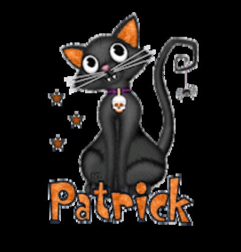 Patrick - HalloweenKittySitting