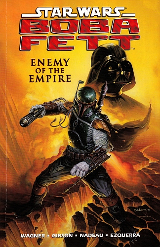 Star Wars - Boba Fett Enemy of the Empire