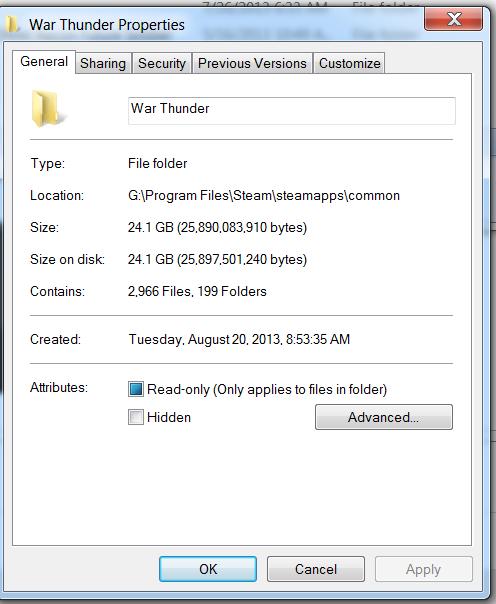 folderprops
