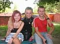 Дианчик, я и Серёга (вечно не бритый)