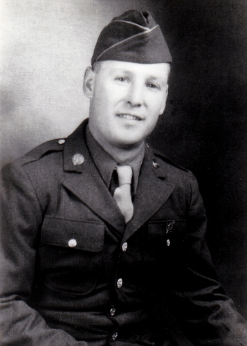 1-Elmer Massengale, WWll Army Veteran