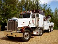 Peterbilt 378 Twinsteer83009