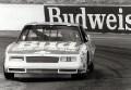 Darrell Waltrip, Budweiser 400, Riverside, 6/2/85